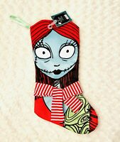 NWT Disney Nightmare Before Christmas Sally Christmas Stocking