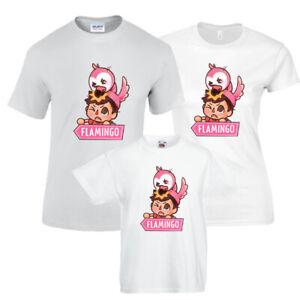 Flim Flam AlbertsStuff Flamin,Mens,Ladies ,Kid's T-Shirt Top's Youtube New DTG.