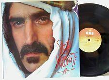 Frank Zappa          Sheik Yerbouti         DoLp          NM  # U