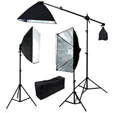 Photography quick set up softbox Continuous Light 1500 watt Video portrait Light