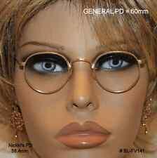 Bausch & Lomb (B&L) Ful-Vue 12K Gold Fill True Antique Eyeglasses & Case
