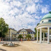 Kurzurlaub Bad Pyrmont 2P @ Arthotel Brunnen inkl. Schlemmerbuffet, Gutschein