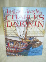 Inside the Beagle with Charles Darwin 2005 Book