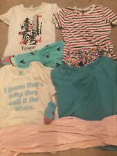 10pcs girl clothes lot size:14-16,H&M/Izod/o ld navy