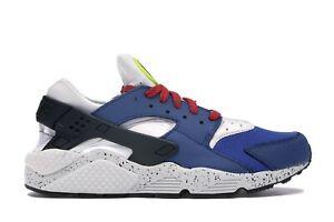 Nike Air Huarache Schuhe Run Indigo Force Volt US 9,5 43 Neu