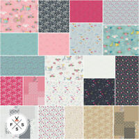 "Riley Blake Someday 5"" Fabric Charm Pack Quilt Squares 5-7910-42 Mini Kim SQ29"