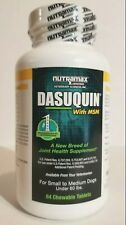 Dasuquin Chewable Tablet Small/ Medium Dogs under 60 lbs - 84 tablets SHIPS FREE