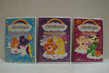 Care Bears DVD lot Kingdom of Caring Adventures in Care a lot Share  a Scare