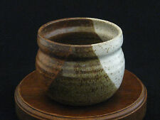Fine Pottery Bowl Signed By Artist