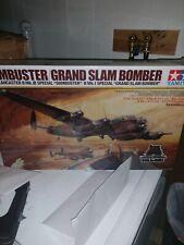 Tamiya 61111 1/48 RAF Avro Lancaster B.I Grand Slam Bomber/III Dambuster Special