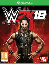 WWE 2K18 Xbox One NEW SEALED PAL - Same Day Dispatch* via Super Fast Delivery