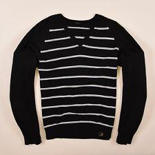 Carhartt señores V-Neck suéter Sweater talla M Shaft Ike str. multicolor 77305