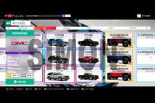 Forza Horizon 4 Modded Accounts Series 28 (All rares x3) **NEW** OFFLINE