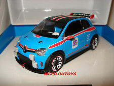 NOREV COFFRET RENAULT TWIN RUN CONCEPT CAR TWINGO 3 au 1/43°