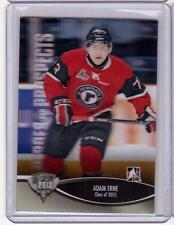 ADAM ERNE 12/13 ITG H&P Class of 2013 3D Rookie RC #163 SP 3-D Quebec Ramparts