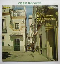 VICS 1561 - RICHARD STRAUSS - Don Quixote REINER Chicago SO - Ex Con LP Record