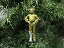 "Star Wars ""C-3PO"" Return of the Jedi, Christmas Ornament"