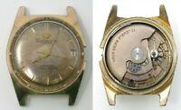 Orologio paul arpantier caliber eta 1258 automatic watch 60's clock vintage eta