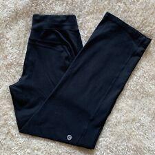 Lululemon Men Size M Athletic Pants Yoga Pants Drawstring Black