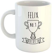 Felix - Worlds Best Dad Tasse, Pères Cadeau
