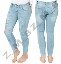 Cotton Unbranded Regular Machine Washable Jeans for Women