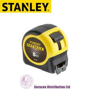 STANLEY® FATMAX™ BLADE ARMOR TAPE MEASURE 5M METRIC ONLY, 0-33-720