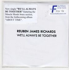 (GN738) Reuben James Richards, We'll Always Be Together - DJ CD