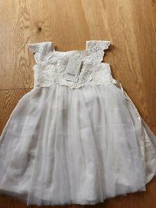 Monsoon Ivory Christening / Bridesmaid Dress - Age 18-24 Months BNWT