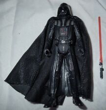 Star Wars 2012 Mission Series Sith Lord Darth Vader Loose Complete Action Figure
