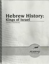 Abeka Hebrew History: Kings of Israel Video Manual