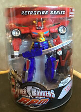 RARE Power Rangers Retrofire Series RPM High Octane Megazord Collector's Edition