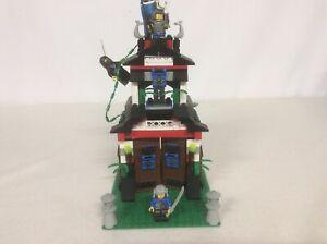 Lego 6083 Samurai Stronghold Ninja 1998 Complete w/Instructions