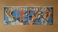 Fantastic Four 583+584+586+587 Connecting Variant 4 Comics  / Marvel