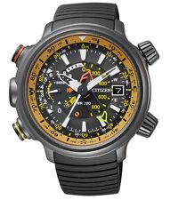 Armbanduhren aus Silikon/Gummi mit Höhenmesser