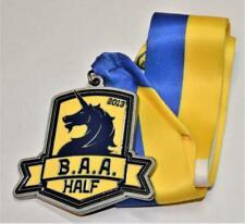 Official BAA Boston Athletic 2013 BOSTON Half MARATHON Finisher Medal w Ribbon