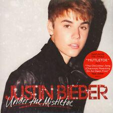 Justin Bieber - Under The Mistletoe (Vinyl LP - 2016 - US - Original)