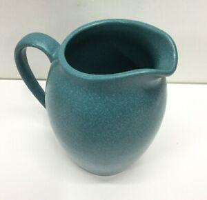 Turquoise Colorwave Collection Creamer 11-oz.Durable, Stoneware Dishwasher Safe