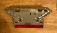 99 Harley FLHTCUI Ultra Classic Electra Glide license plate tag mount bracket