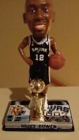 Bruce Bowen 2007 NBA Championship bobble head bobblehead Spurs title