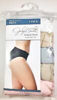 Womens Cotton Bikini Underwear Size 11 12 13 14 Jaclyn Smith PremiumPlus Panties