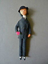 poupée Peynet, l'amoureux, sans boîte, années 60