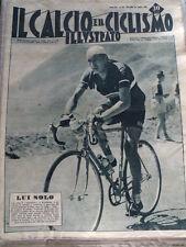 IL Calcio e Ciclismo Illustrato 26/07/1951 Gino Bartali al Tour de France [GS35]