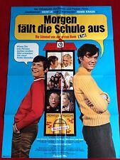 Morgen fällt die Schule aus Kinoplakat Poster A1, Heintje, Hansi Kraus, 1971