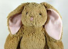 "Build a Bear Bunny Rabbit Plush 19"" Brown Tan Easter Floppy Stuffed Animal BABW"