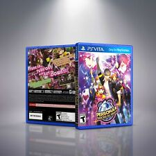 Persona 4: Dancing All Night - PlayStation Vita Cover and Case. NO GAME!!