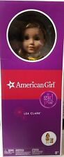 "American Girl Lea Clark Girl of the Year 2016 Doll 18"" Brand New in Box"