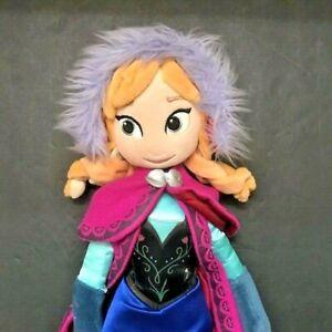 "Disney Store Frozen Anna Plush Doll 20""  - Flaw"