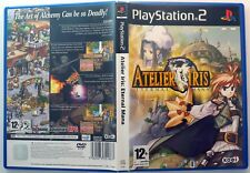 Atelier Iris : Eternal Mana (PS2 Game) VGC COMPLETE - MINT DISC - AUS SELLER