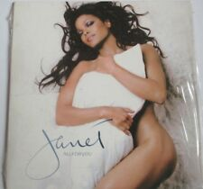 "JANET JACKSON - CD SINGLE PROMO ""ALL FOR YOU (RADIO EDIT)"" - NEUF - NEW"