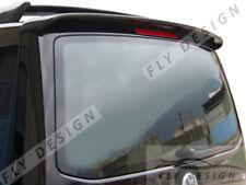 SCHWARZ Heckschürze VW T5 V MULTIVAN Spoiler Heckscheibenblende TAILGATE Blende